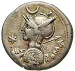 LICINIA - P. Licinius Nerva  (113-112 a.C.)  ...