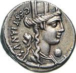 PLAETORIA - M. Plaetorius M.f. Cestianus  ...