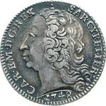 SAVOIA - CARLO EMANUELE III  (1730-1773)  ...