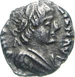 OSTROGOTI - VITIGE  (536-540)  Mezza Siliqua ...