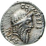 CAECILIA - Q. Caecilius Metellus Pius Scipio ...