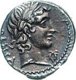 VIBIA - C. Vibius C.f. Pansa  (90 a.C.)  ...