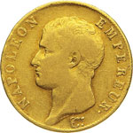 NAPOLEONE I, Imperatore  (1804-1814)  40 ...