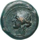 SICILIA - ADRANON -   (345-330 a.C.)  ...