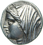 SICILIA - SYRACUSAE - GERONE II  (275-216 ...