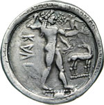 BRUTTIUM - KAULONIA -   (500-480 a.C.)  ...