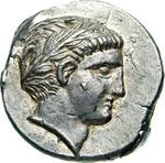 PEONIA - PATRAOS -   (335-315 a.C.)  ...