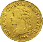 SAVOIA - VITTORIO AMEDEO III  (1773-1796)  ...