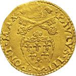 PAOLO III  (1534-1549)  Scudo doro, ...