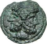 ANONIME  (225-216 a.C.)  Asse semilibrale.  ...