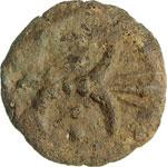 ANONIME  (289-245 a.C.)  Triente.  D/ ...
