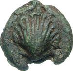 ANONIME  (289-245 a.C.)  Sestante.  D/ ...