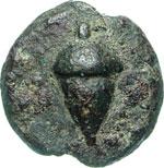ANONIME  (289-245 a.C.)  Semioncia.  D/ ...