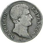 NAPOLEONE I, Imperatore  (1804-1814)  Franco ...