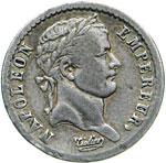 NAPOLEONE I, Imperatore  (1804-1814)  Mezzo ...