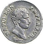 NAPOLEONE I, Imperatore  (1804-1814)  Quarto ...