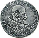 PIO IV  (1555-1559)  Bianco, Bologna.  D/ ...