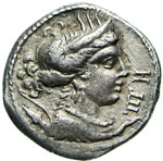 GALLIA - MASSALIA -   (130-121 a.C.)  Dracma ...