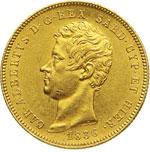 SAVOIA - CARLO ALBERTO  (1831-1849)  50 Lire ...