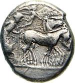 SICILIA - SYRACUSAE -   (485-479 a.C.)  ...