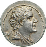 BAKTRIA - EUCRATIDE I MEGAS  (170-145 a.C.)  ...