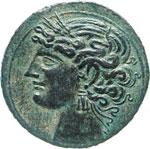 ZEUGITANA - CARTHAGO -   (230-220 a.C.)  1 ...