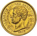 SAVOIA - CARLO ALBERTO  (1831-1849)  10 Lire ...