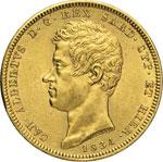 SAVOIA - CARLO ALBERTO  (1831-1849)  100 ...