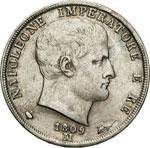 NAPOLEONE I, Imperatore  (1804-1814)  2 Lire ...