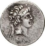 CAPPADOCIA - ARIARATHES V  (163-130 a.C.)  ...