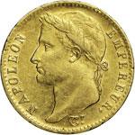 NAPOLEONE I  (1804-1814)  20 Franchi 1815 A ...