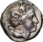 LUCANIA - THURIUM -   (400-350 a.C.)  ...