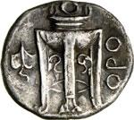 BRUTTIUM - KROTON -   (425-350 a.C.)  Nomos ...
