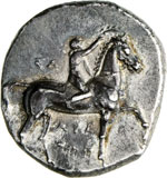 CALABRIA - TARENTUM -   (281-228 a.C.)  ...