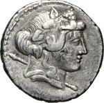 CASSIA - L. Cassius Q. f. Longinus  (78 ...