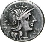AUFIDIA - M. Aufidius Rusticus  (140 a.C.)  ...