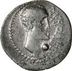 DOMITIA - Cn. Domitius L.f. Ahenobarbus  ...