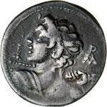CAESIA - Lucius Caesius  (112-111 a.C.)  ...