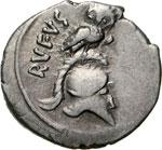 CORDIA - Mn. Cordius Rufus  (46 a.C.)  ...
