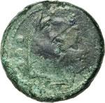 ANONIME  (217-215 a.C.)  Quadrante.  D/ ...
