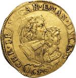 CARLO EMANUELE II, reggenza della madre ...
