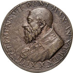 CLEMENTE VII  (1523-1534)  Med. A. XI, 1534 ...