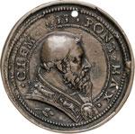 CLEMENTE VII  (1523-1534)  Med. s.d. ...