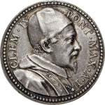 CLEMENTE IX  (1667-1669)  Med. A. I, 1667 ...