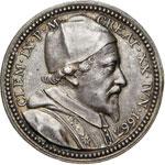 CLEMENTE IX  (1667-1669)  Med. 1667 ...