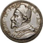 CLEMENTE IX  (1667-1669)  Med. A. II La ...